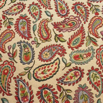 New World Tapestry Paisley