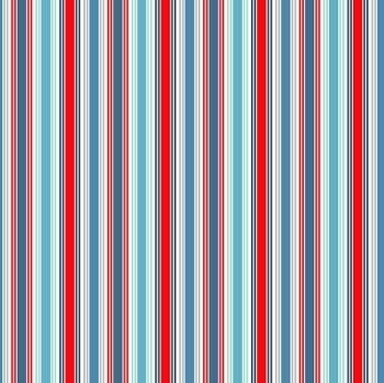 Makower Sea Breeze Mini Deck Stripe