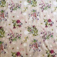 Cotton Wild Flowers