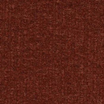 Stretch Knit Fabric Burnt Orange