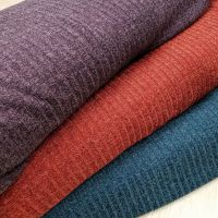 Stretch Knit Fabric Purple