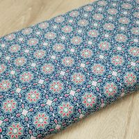 Cotton Fabric Retro Small Flowers