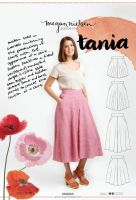 Megan Nielsen Tania Culottes Sewing Pattern