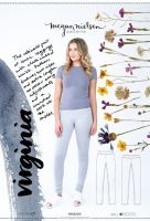 Megan Nielsen Virginia Leggings Sewing Pattern