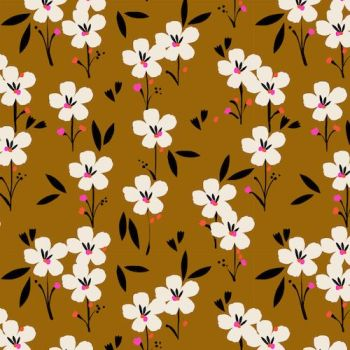 Dashwood Studio Soiree Spring Cotton Fabric