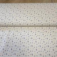 Indigo Fabrics Cotton Mel