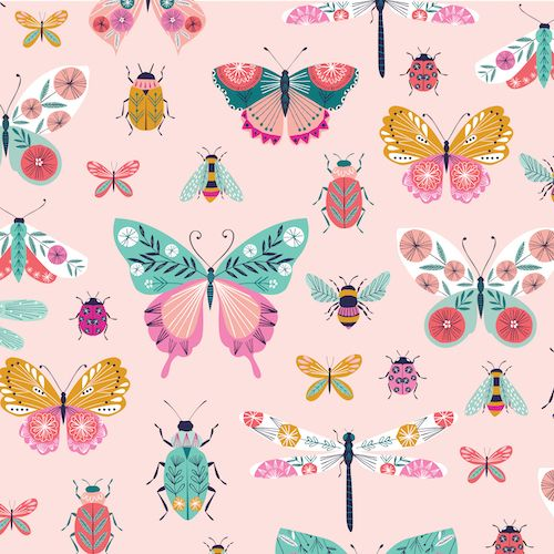 dashwood Studio Summer Dance Butterflies