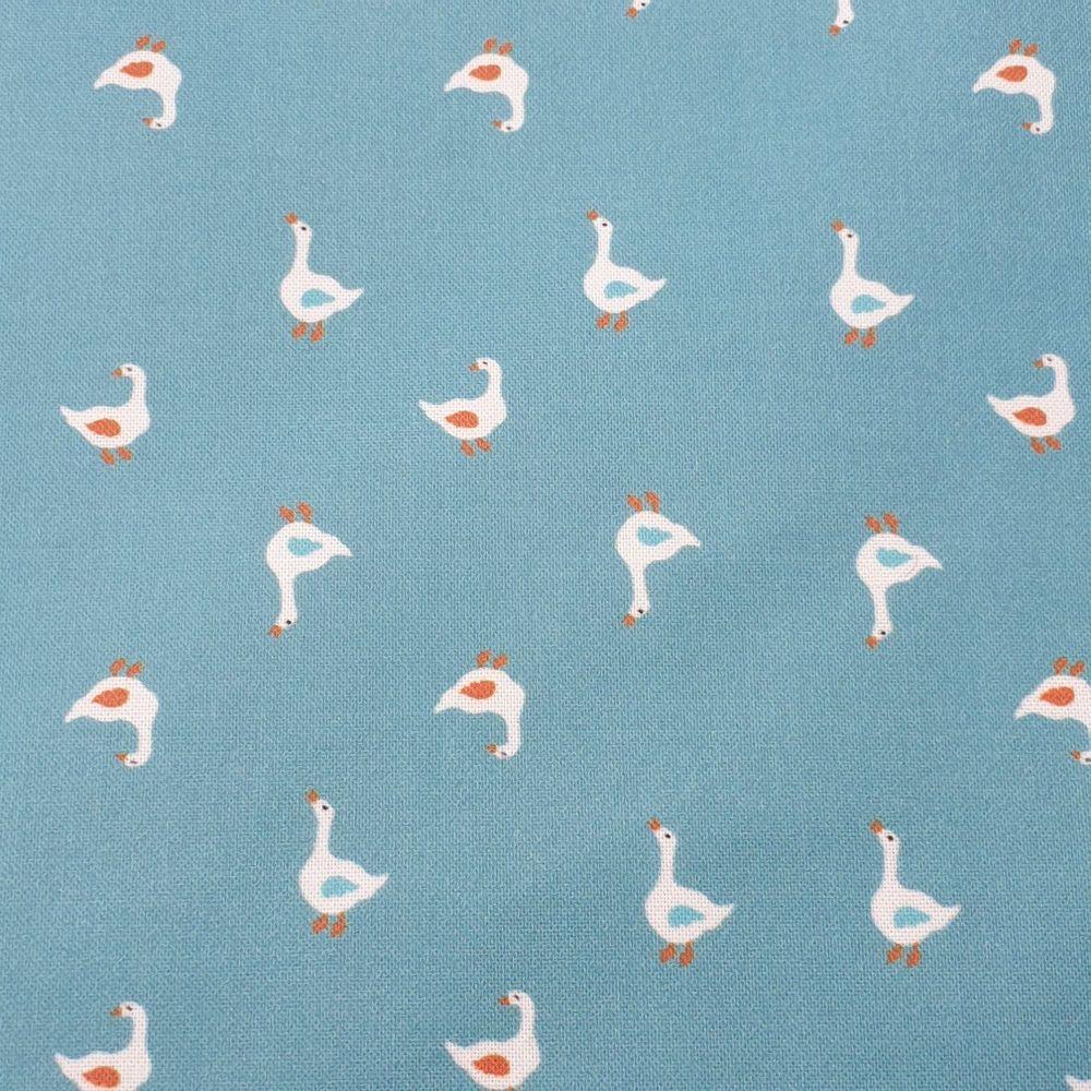 Laminate Fabric Ducks