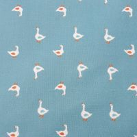 Laminate Fabric Ducks