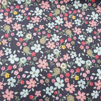 Laminate Fabric Flowers