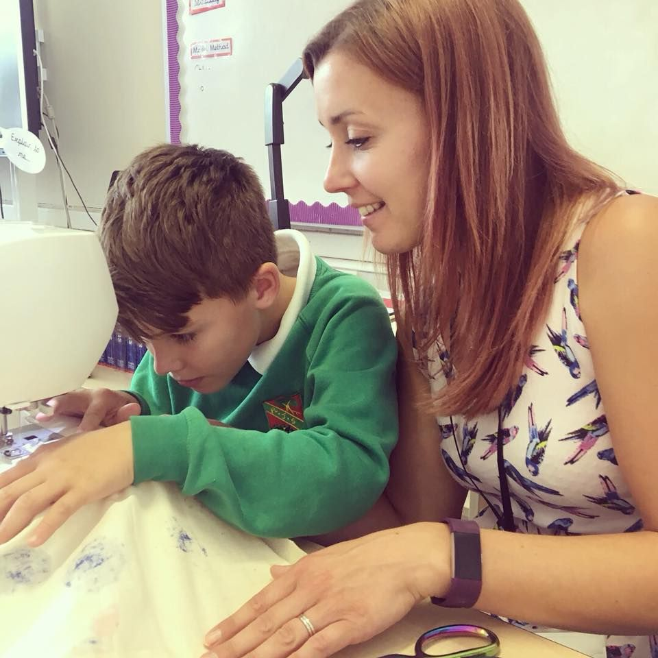 Child's Sewing Class Half Term 18th February