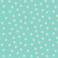 Makower Spring Daisy Cotton Fabric