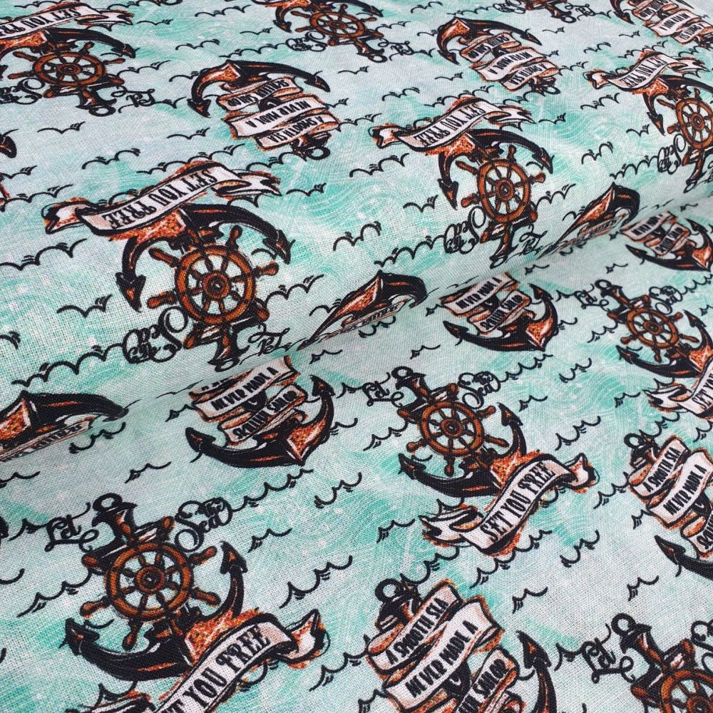 Anchor Cotton Fabric