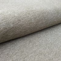 Khaki Green Knit French Terry Fabric