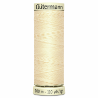 Sew All Polyester Sewing Thread Colour 610 Parchment