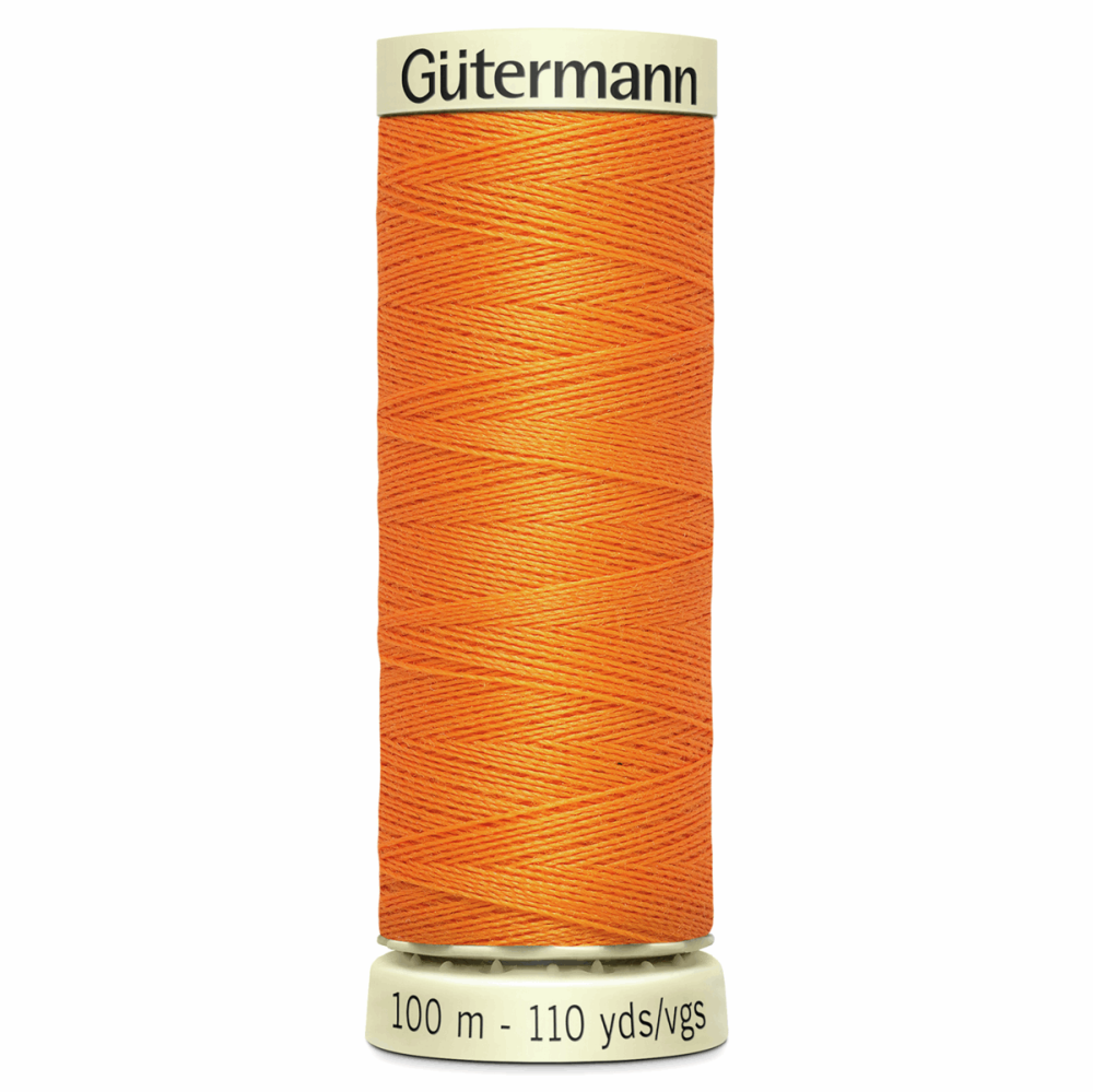 Sew All Polyester Sewing Thread Colour 350 Satsuma