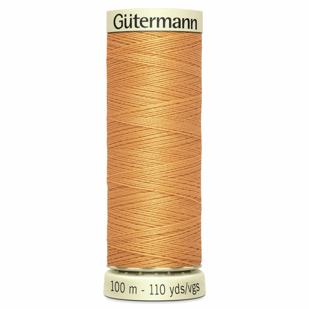 Sew All Polyester Sewing Thread Colour 300 Apricot