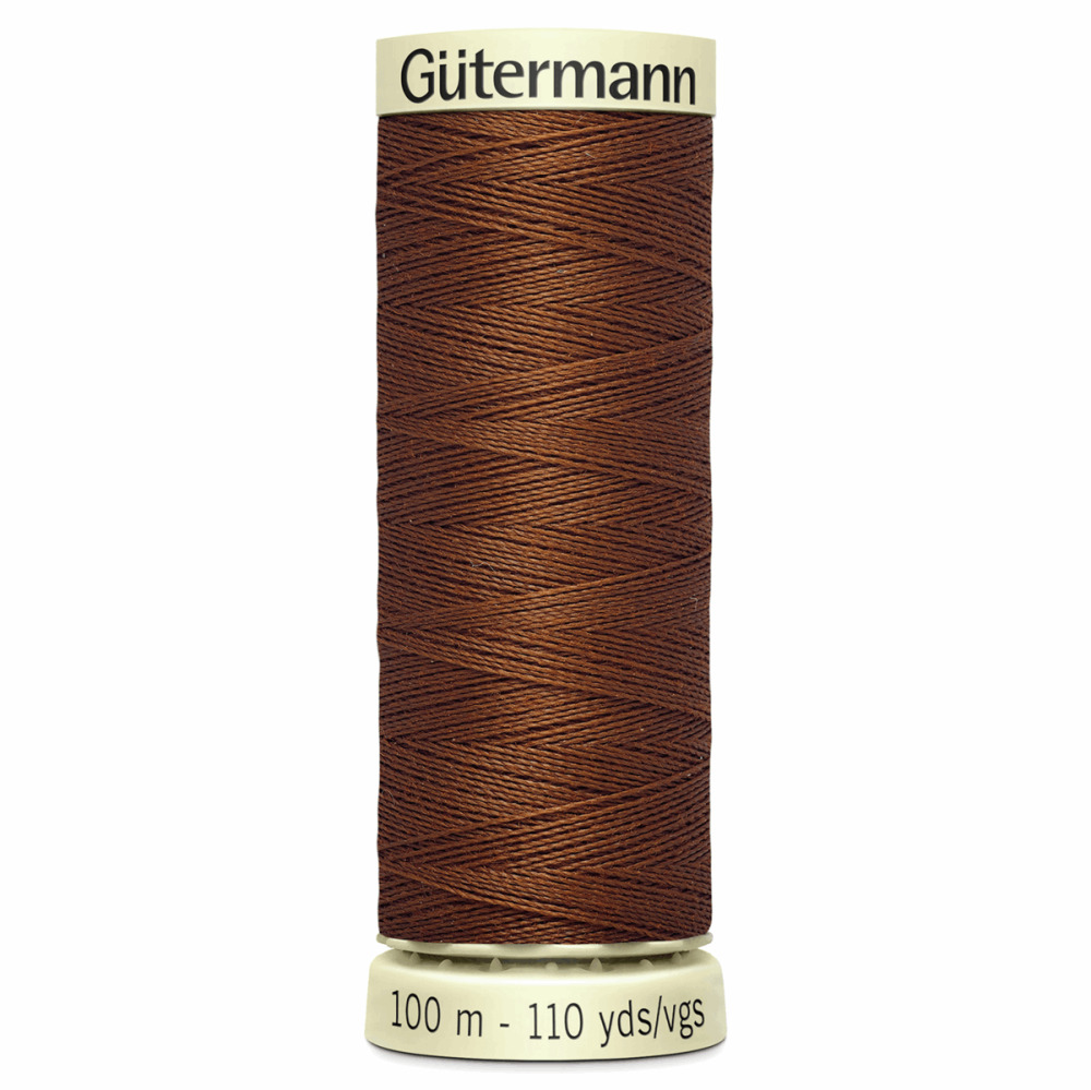 Sew All Polyester Sewing Thread Colour 650 Cinnamon
