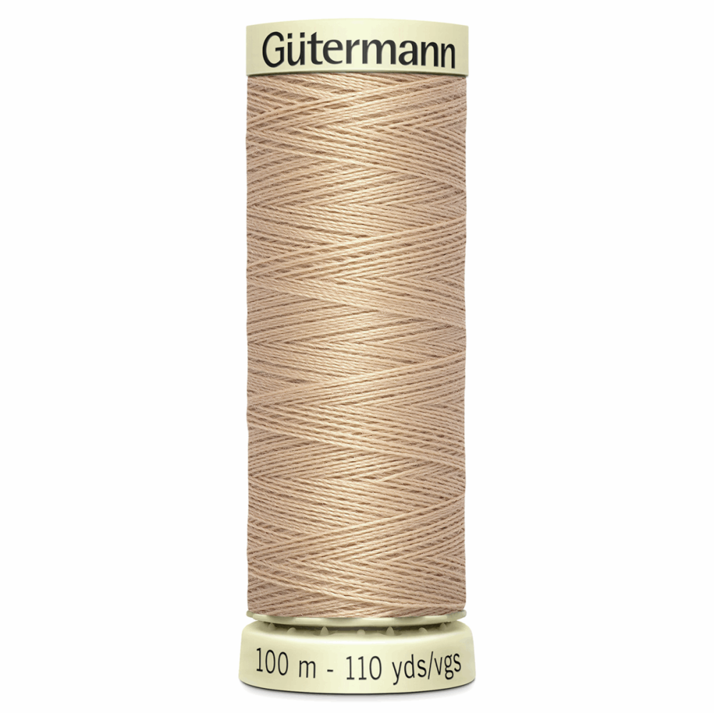 Sew All Polyester Sewing Thread Colour 170 Straw