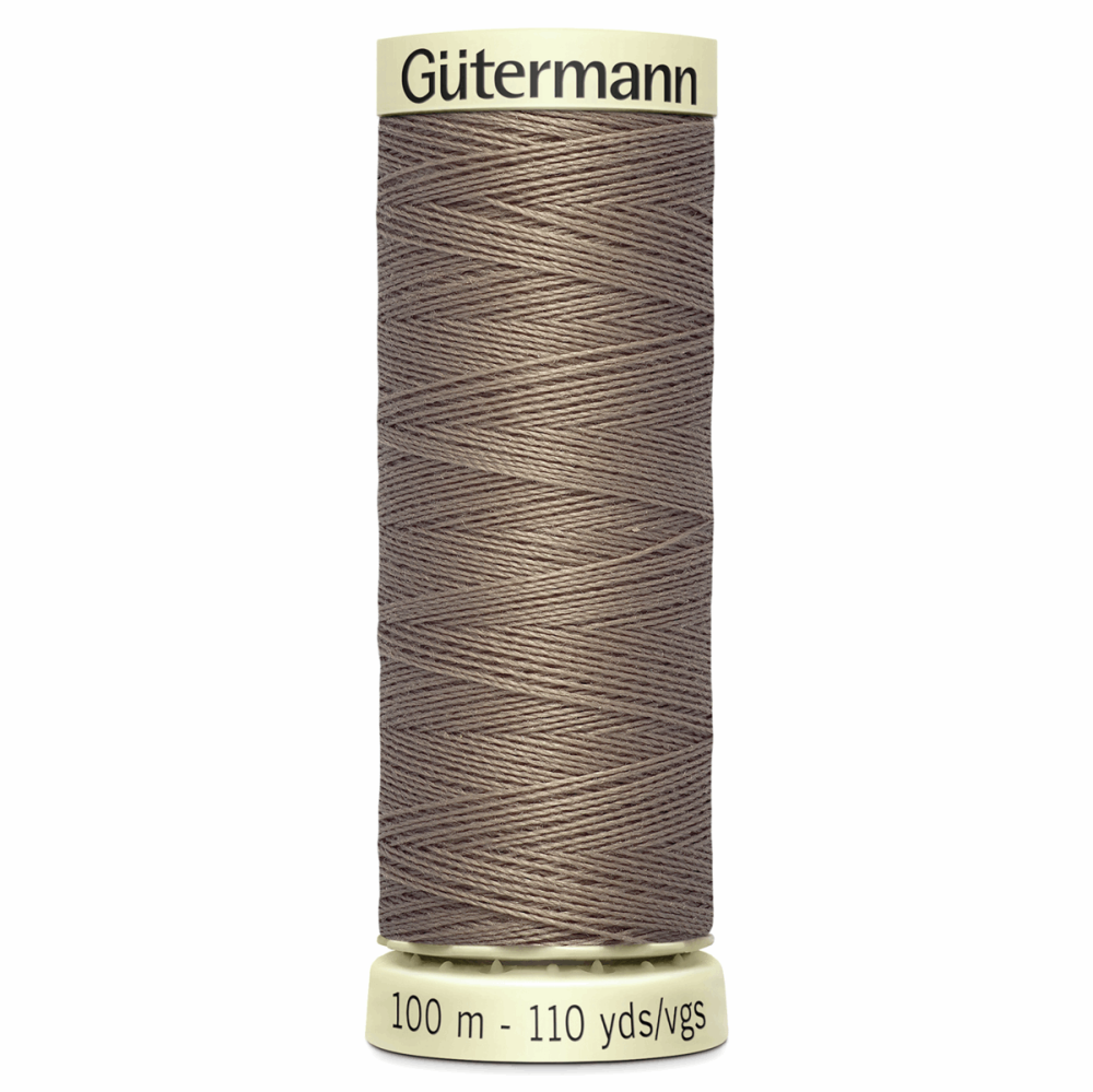 Sew All Polyester Sewing Thread Colour 199 Warm Taupe