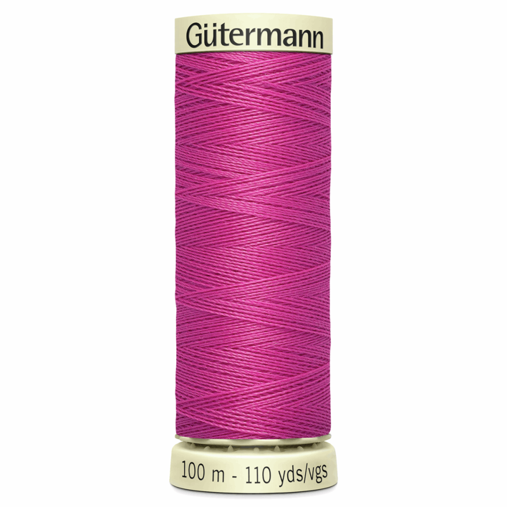 Sew All Polyester Sewing Thread Colour 733 Hot Pink