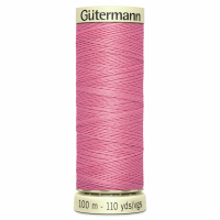 Sew All Polyester Sewing Thread Colour 889 Begonia Pink