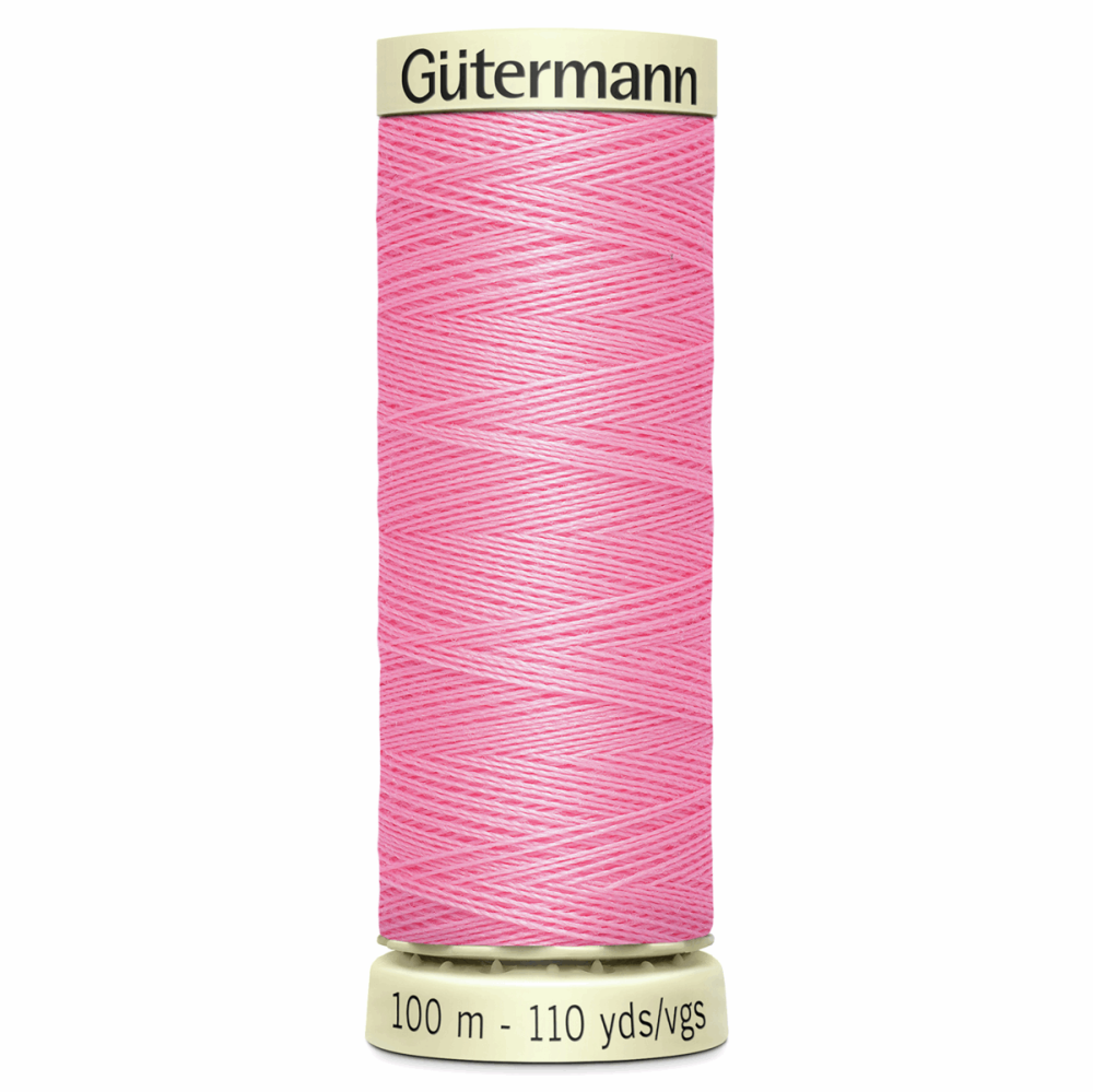 Sew All Polyester Sewing Thread Colour 758 Light Pink