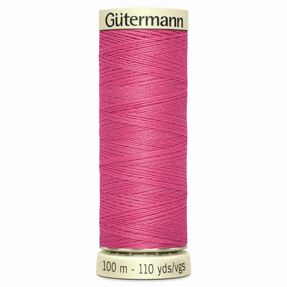 Sew All Polyester Sewing Thread Colour 890 Fantasy Rose