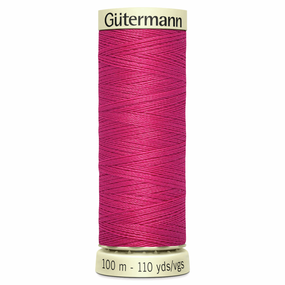 Sew All Polyester Sewing Thread Colour 382 Cerise
