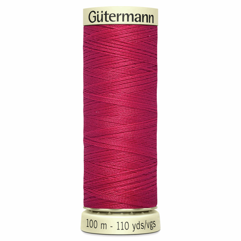 Sew All Polyester Sewing Thread Colour 909 Candy Red