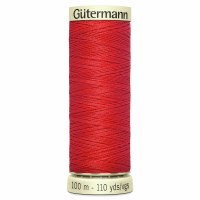 Sew All Polyester Sewing Thread Colour 364 Bright Red