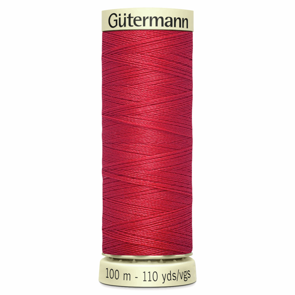Sew All Polyester Sewing Thread Colour 365 True Red