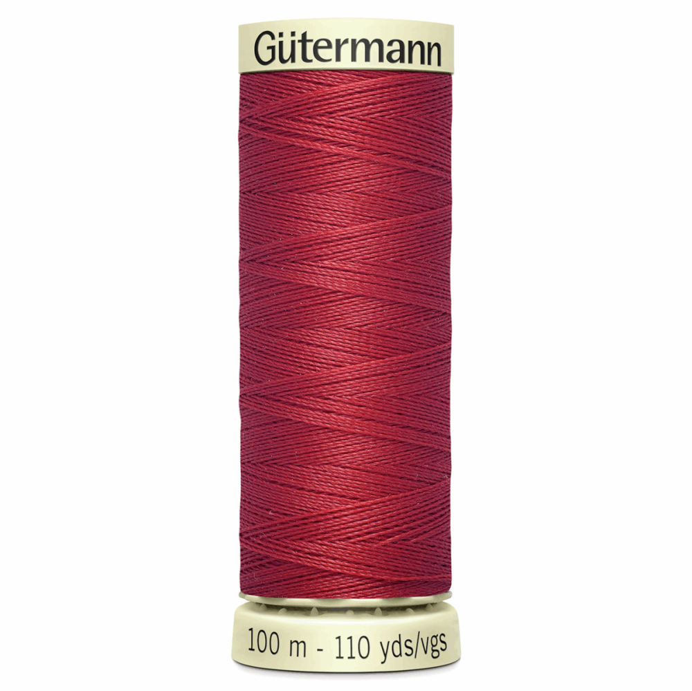 Sew All Polyester Sewing Thread Colour 26 Scarlet