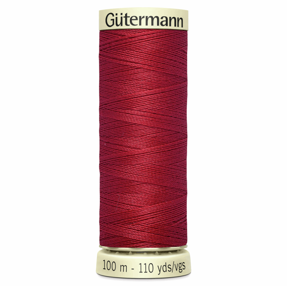 Sew All Polyester Sewing Thread Colour 46 Ruby Red