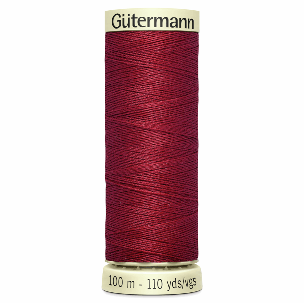 Sew All Polyester Sewing Thread Colour 367 Cherry Red