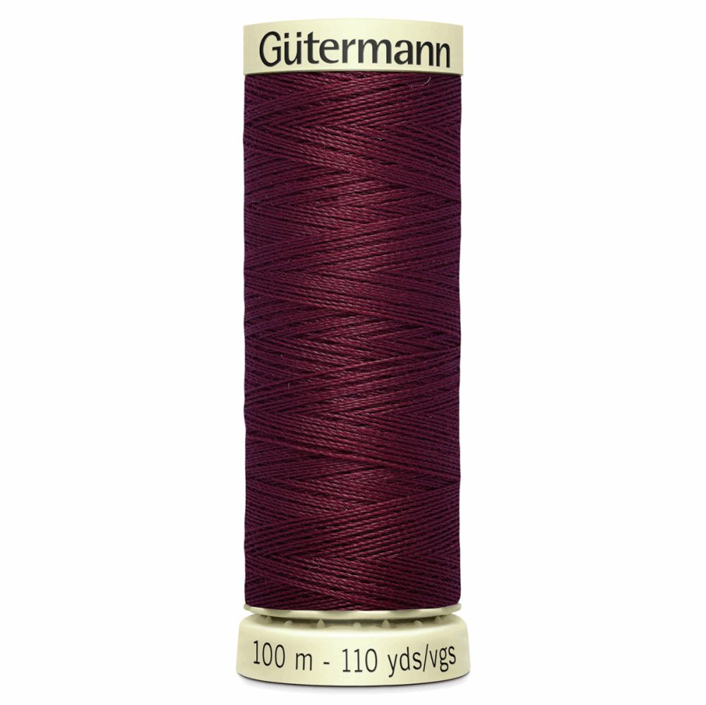 Sew All Polyester Sewing Thread Colour 369 Mulberry
