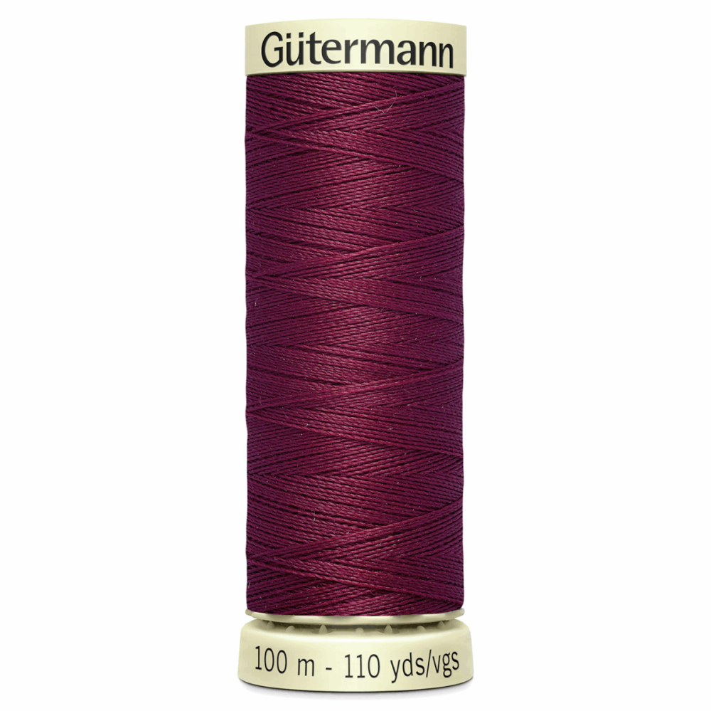 Sew All Polyester Sewing Thread Colour 375 Boysenberry