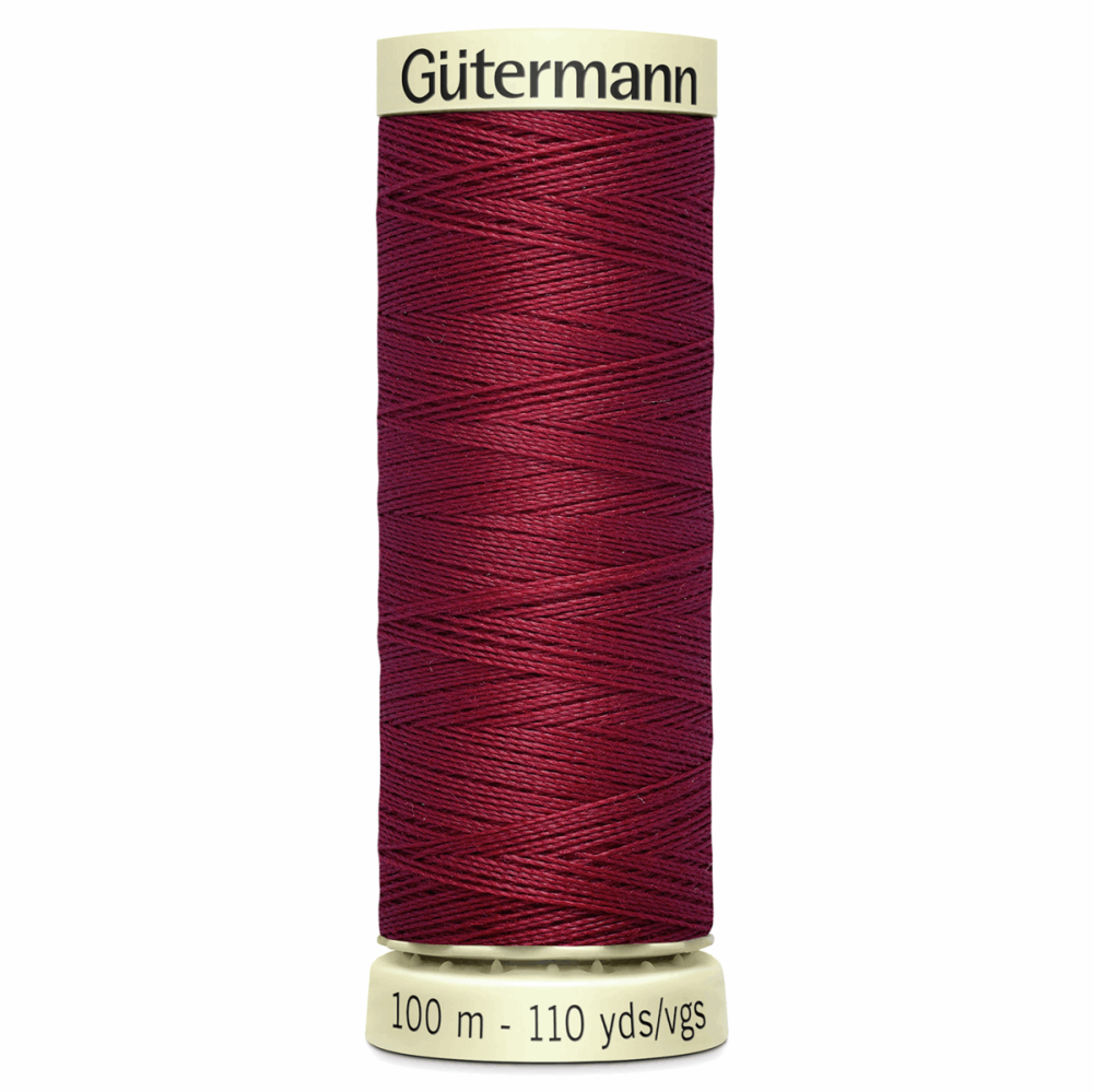 Sew All Polyester Sewing Thread Colour 226 Wine