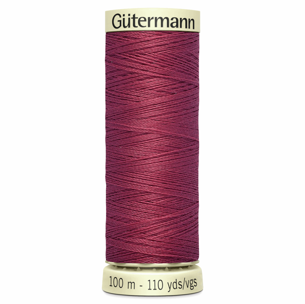 Sew All Polyester Sewing Thread Colour 730 Lipstick Pink