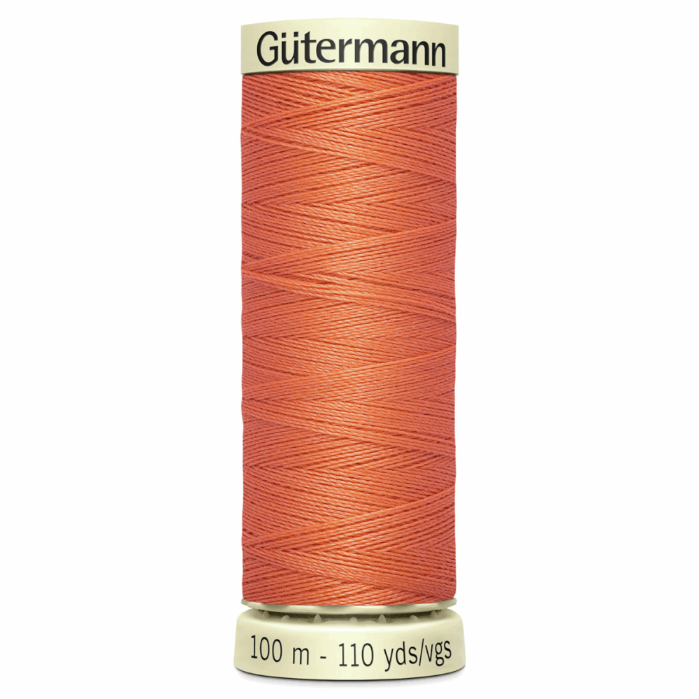 Sew All Polyester Sewing Thread Colour 895 Coral