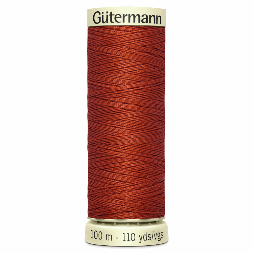 Sew All Polyester Sewing Thread Colour 837 Amber