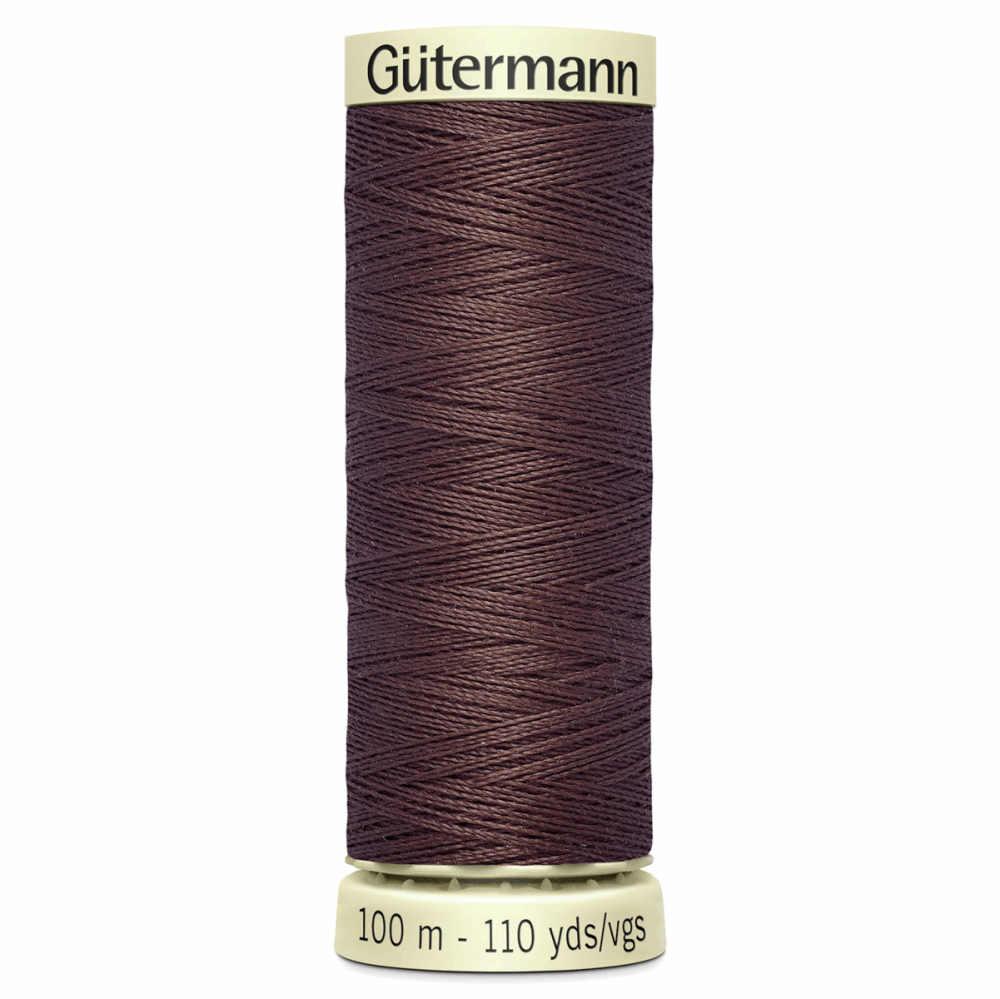 Sew All Polyester Sewing Thread Colour 446 Light Brown