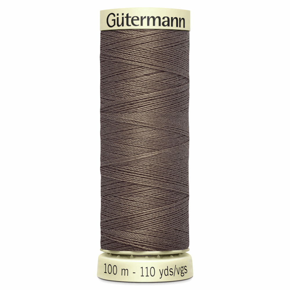 Sew All Polyester Sewing Thread Colour 439 Taupe