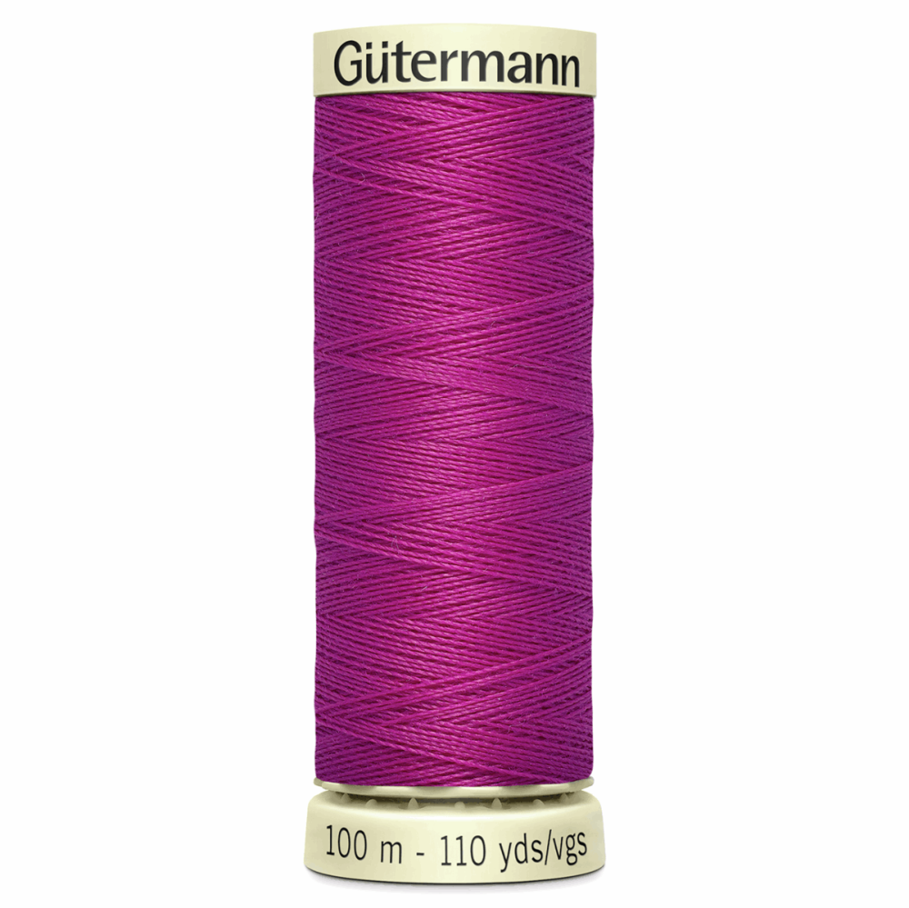 Sew All Polyester Sewing Thread Colour 877 Fuchsia