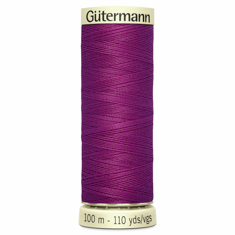 Sew All Polyester Sewing Thread Colour 247 Magenta