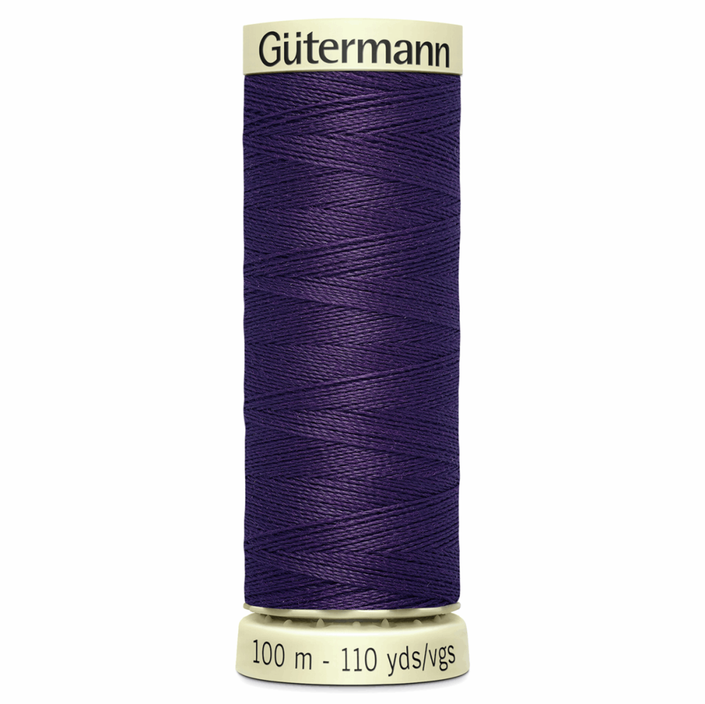 Sew All Polyester Sewing Thread Colour 257 Aubergine