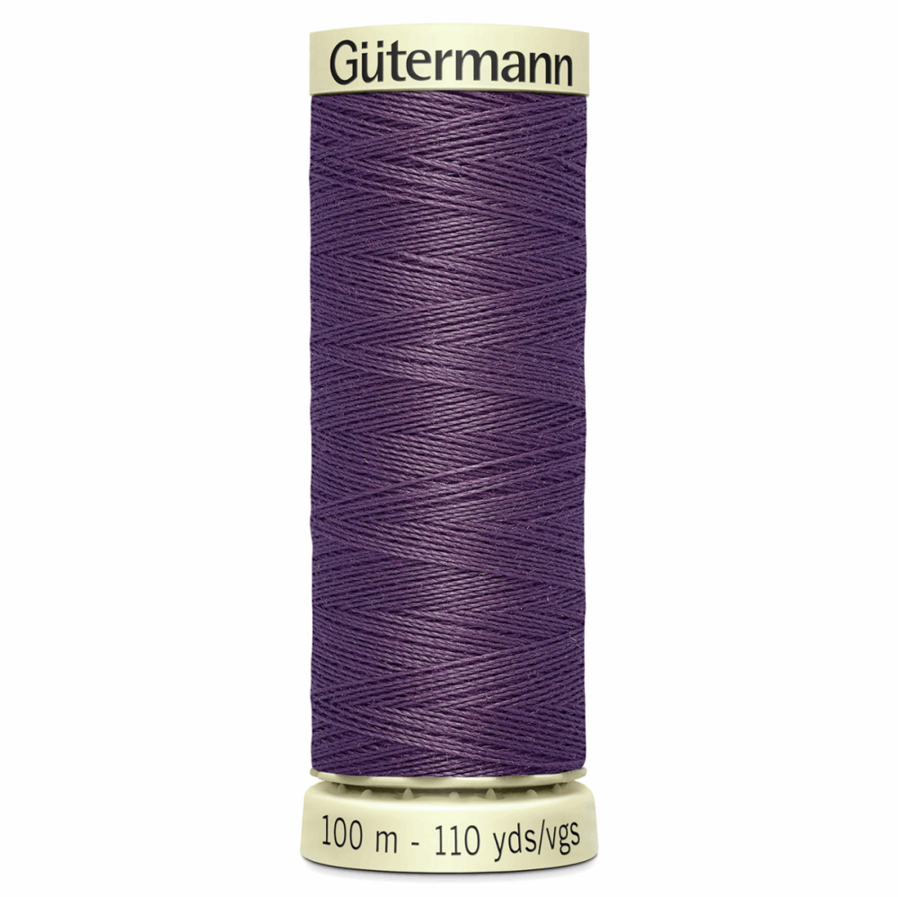 Sew All Polyester Sewing Thread Colour 128 Heather Slate