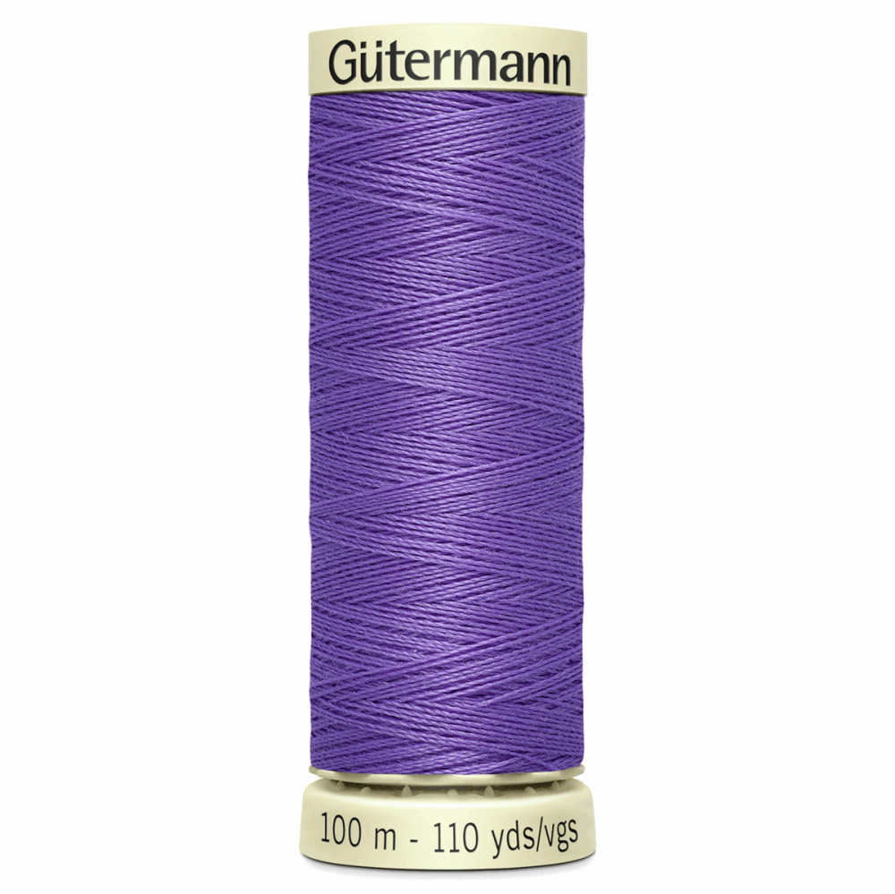 Sew All Polyester Sewing Thread Colour 391 Lavender