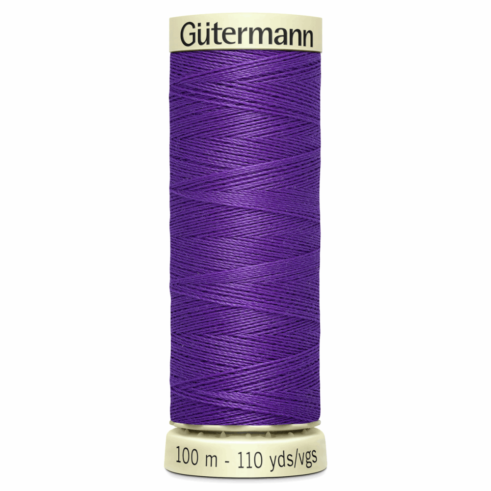 Sew All Polyester Sewing Thread Colour 392 Purple