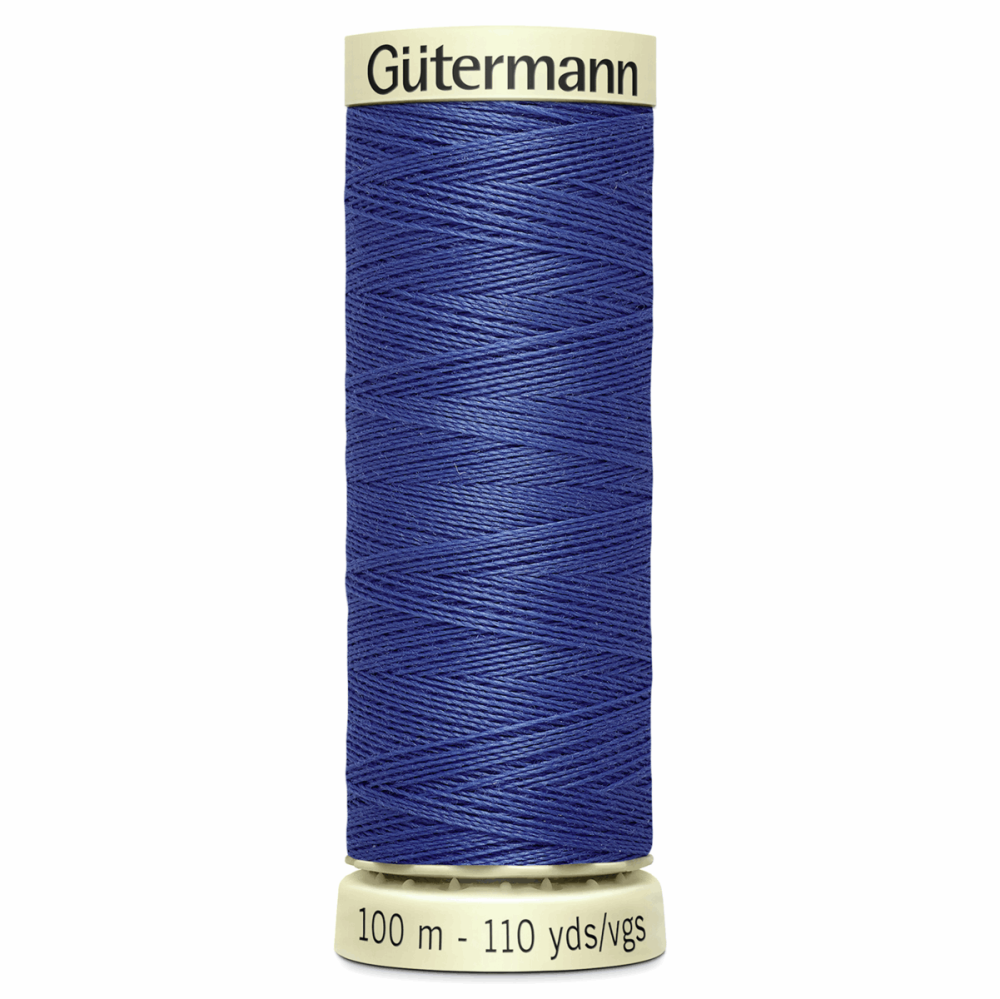 Sew All Polyester Sewing Thread Colour 759 Rodeo Blue